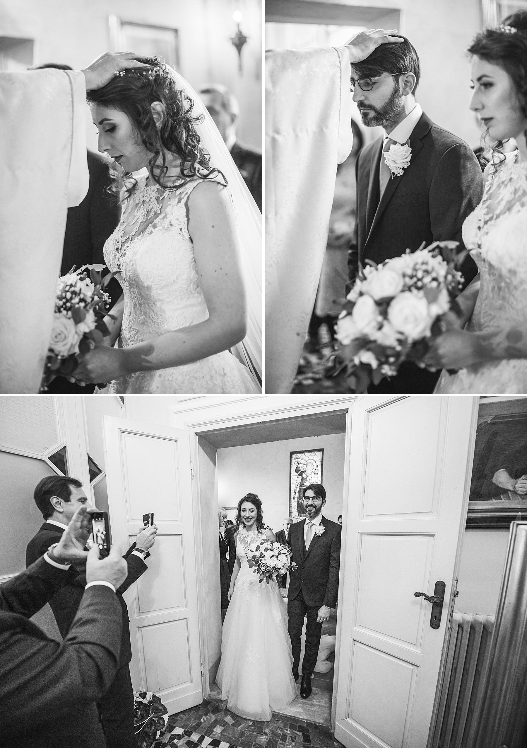Matrimonio a Dicembre cerimonia privata
