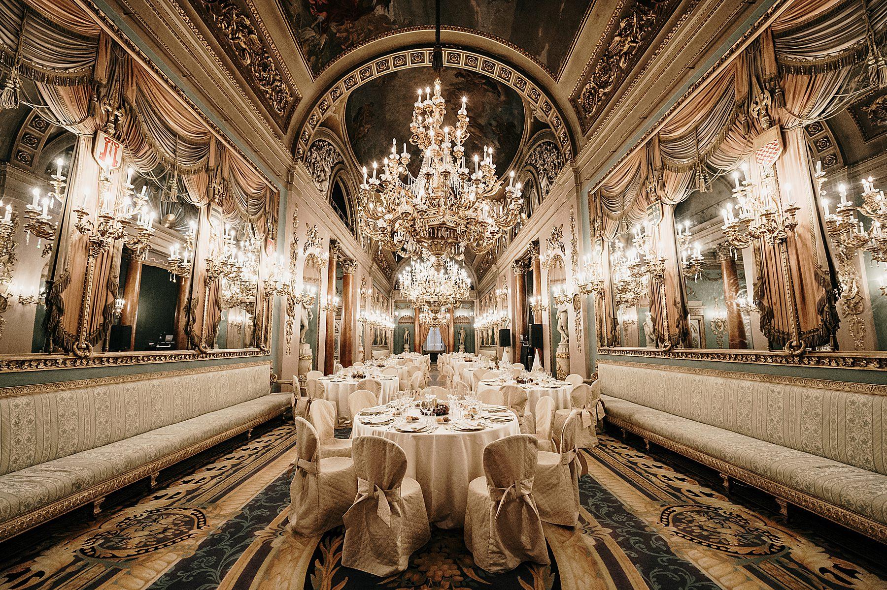 Matrimonio a Palazzo Borghese a Firenze