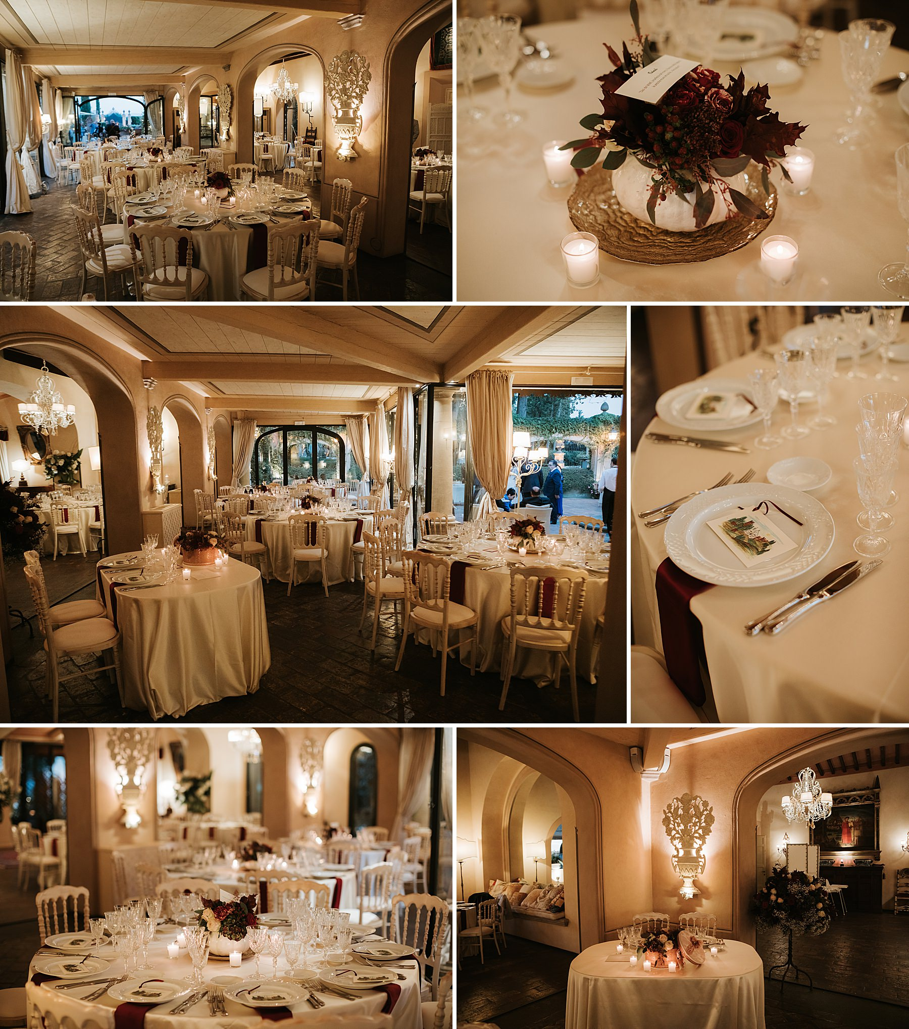 Matrimonio Antica Fattoria di Paterno catering roland's