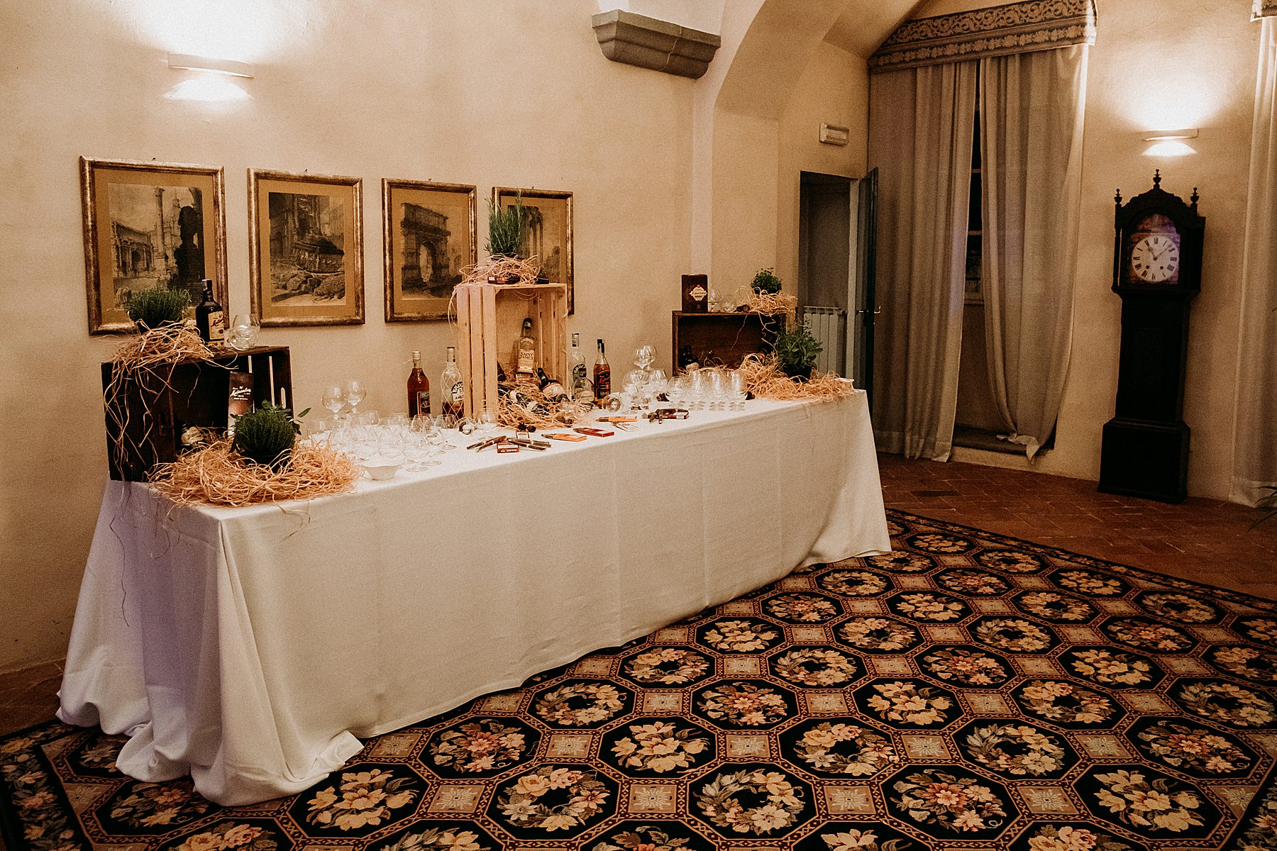 Matrimonio a Villa di Montefiano