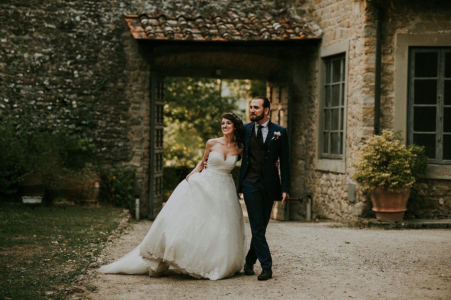 Matrimonio al Castello di Barberino del Mugello