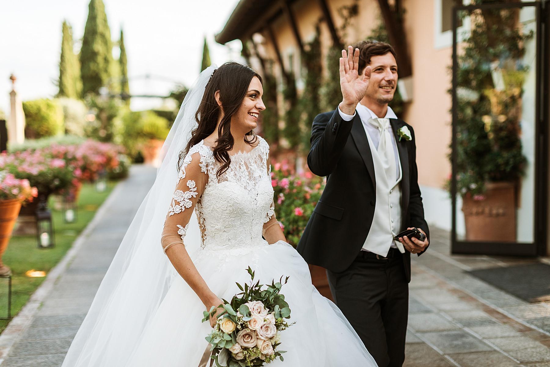 matrimonio all'Antica Fattoria di Paterno