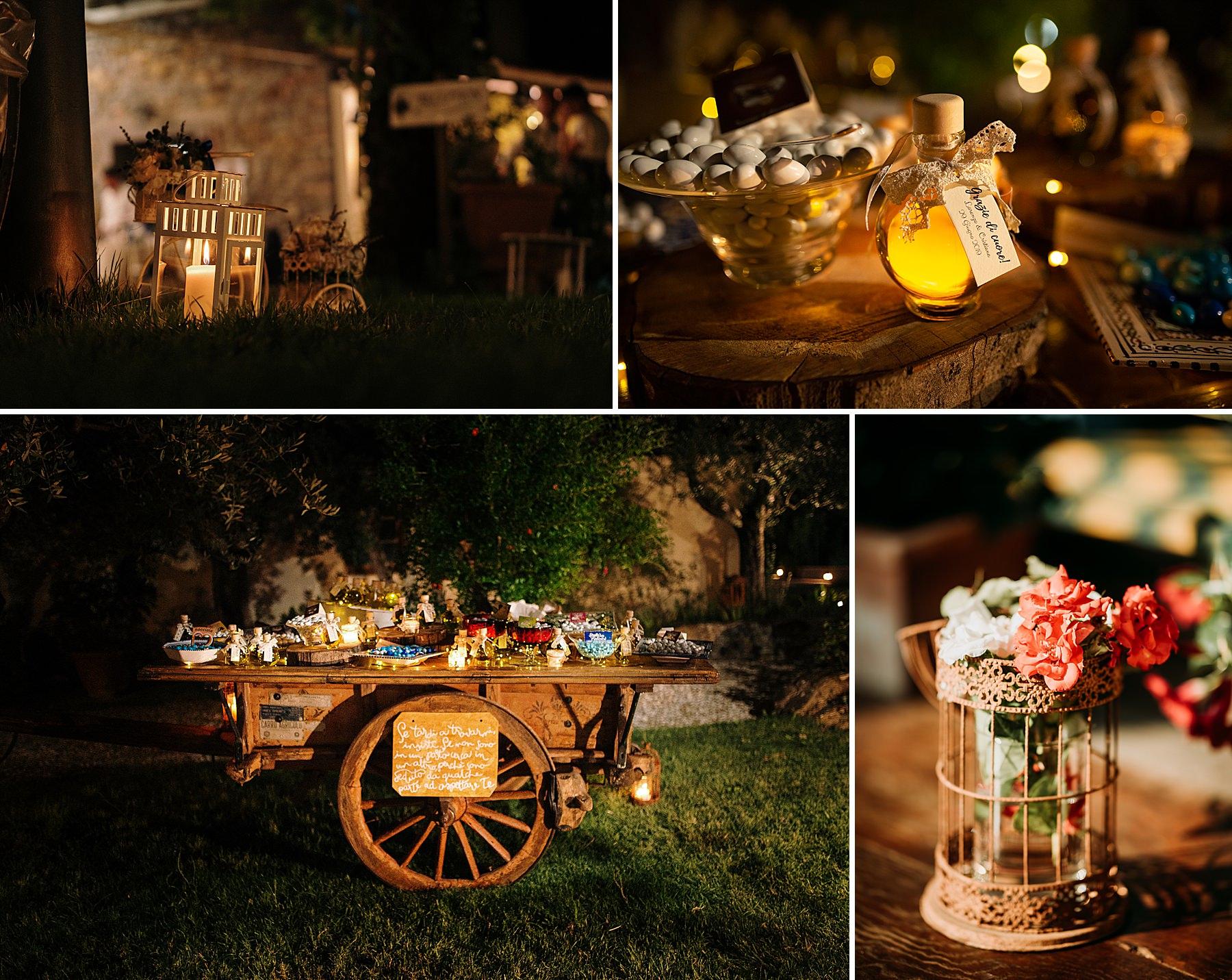 Matrimonio nel Chianti Impruneta Firenze Agriturismo I Viticci party