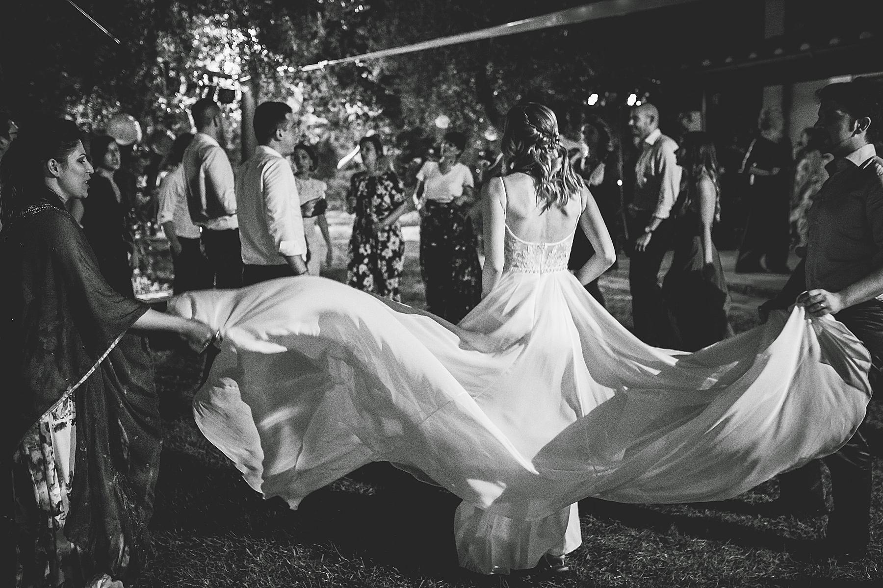 Matrimonio nel Chianti Impruneta Firenze Agriturismo I Viticci tramonto