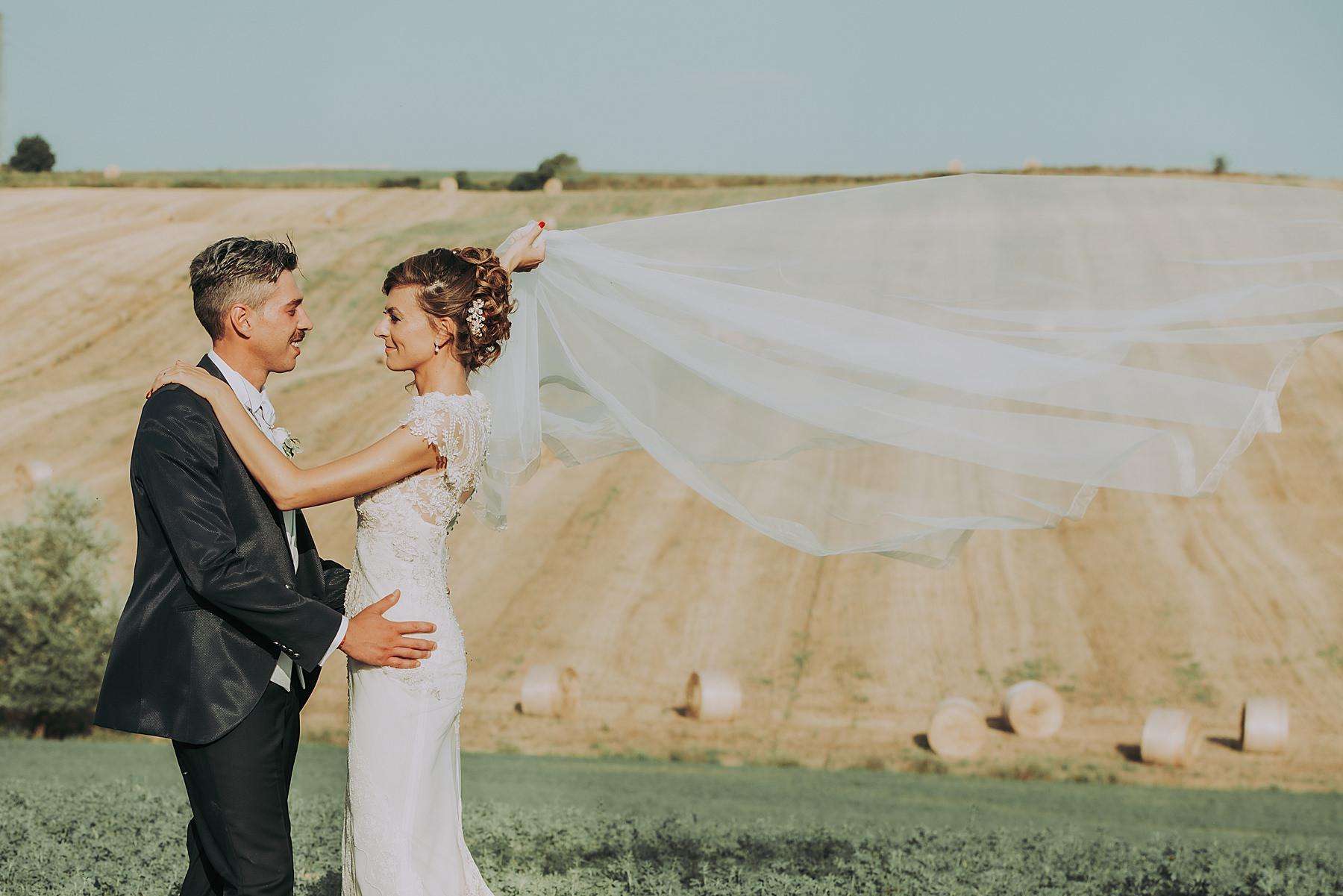 Matrimonio in Mugello servizio fotografico sposi