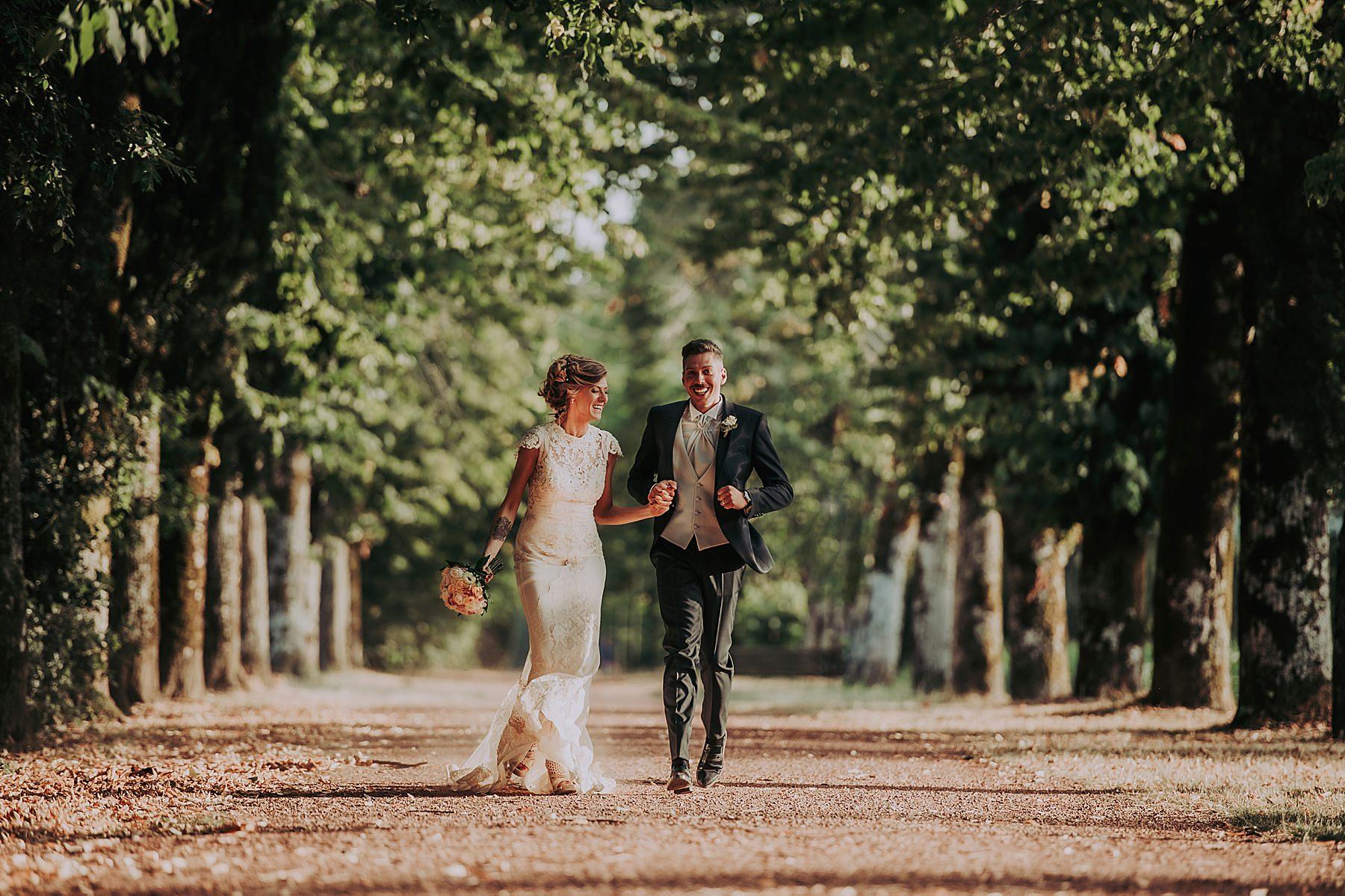Bellissimo vestito sposa