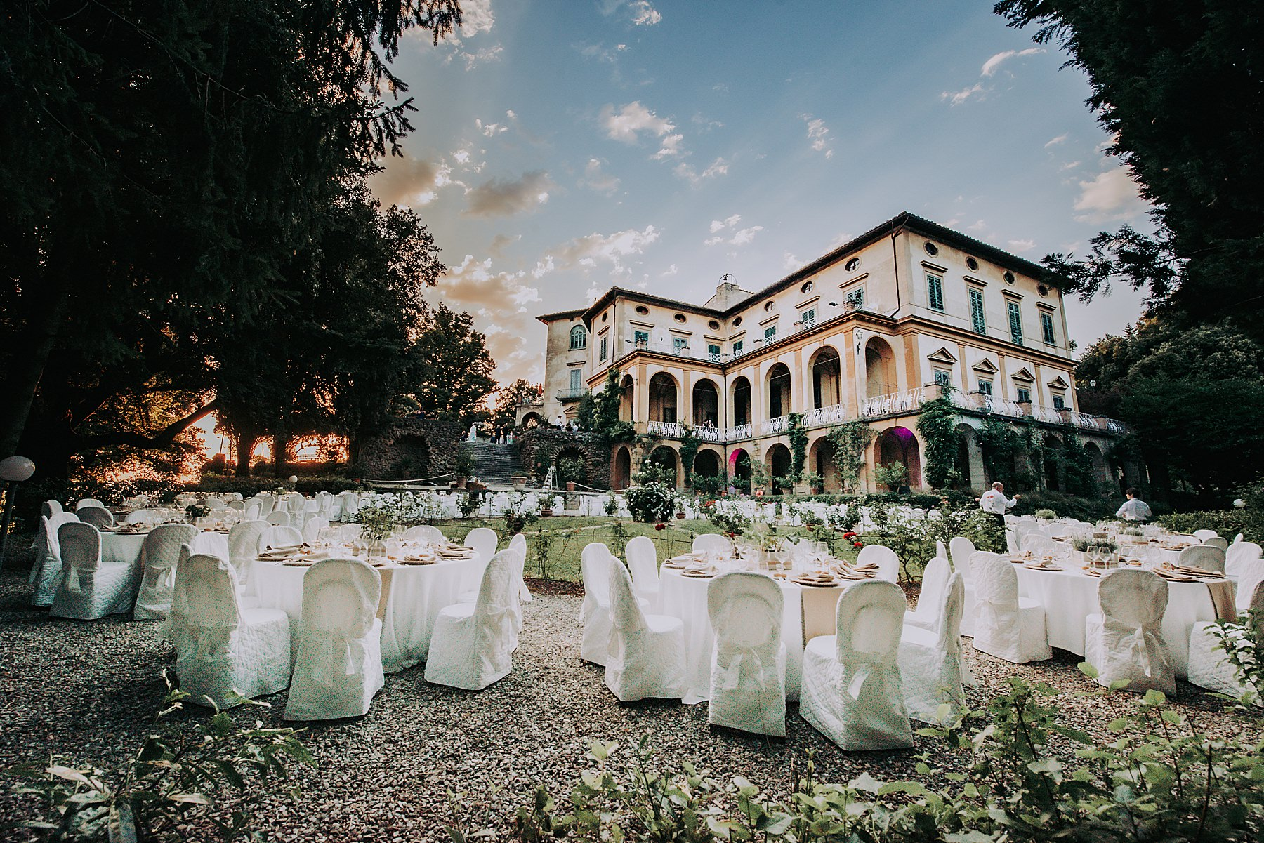 Matrimonio a Villa di Striano in Mugello