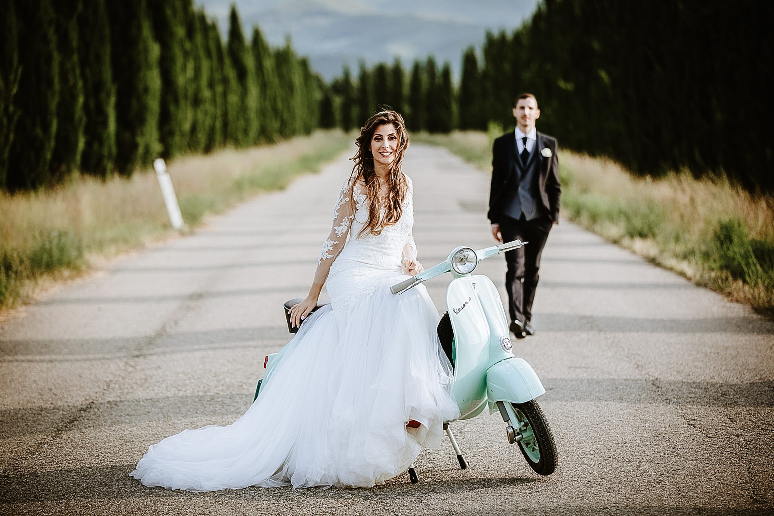 Matrimonio in Mugello