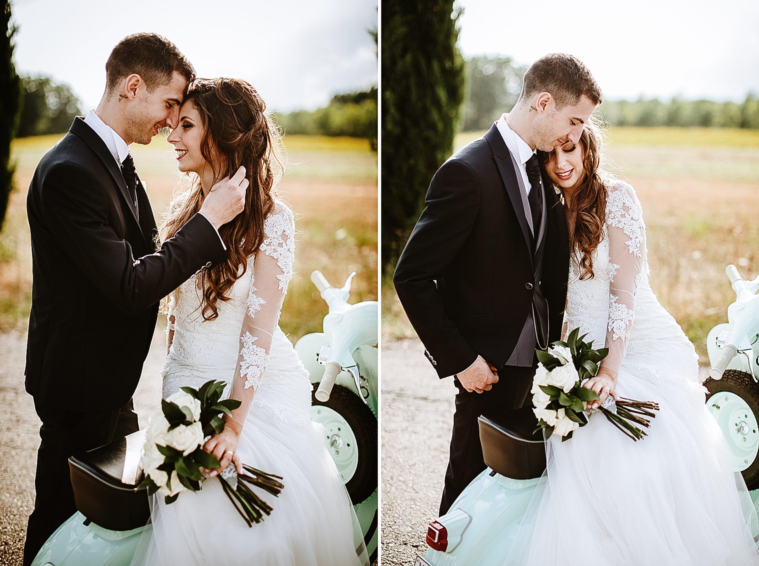 Matrimonio in Mugello