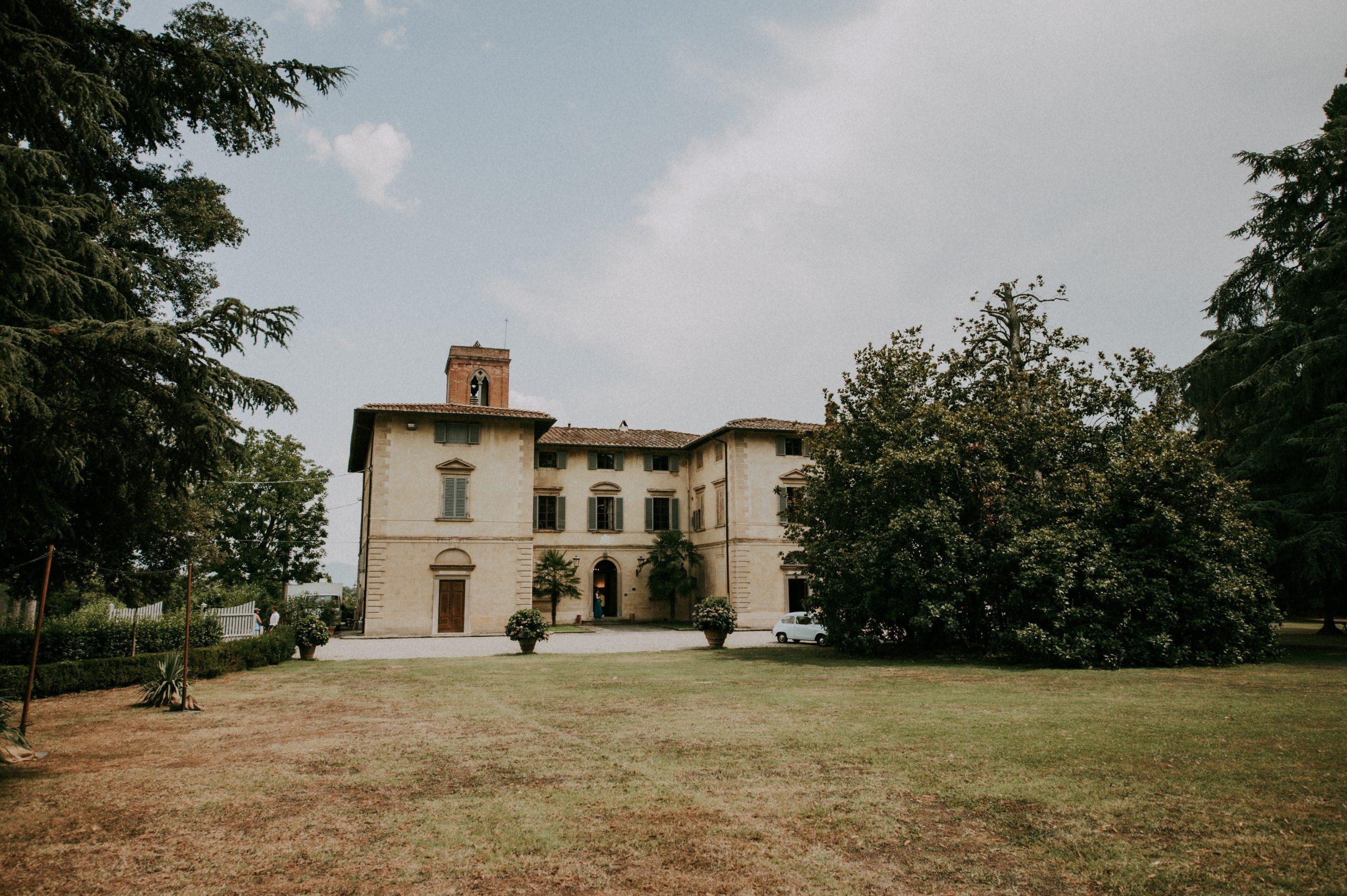 Villa di Corte Borgo San Lorenzo nel Mugello