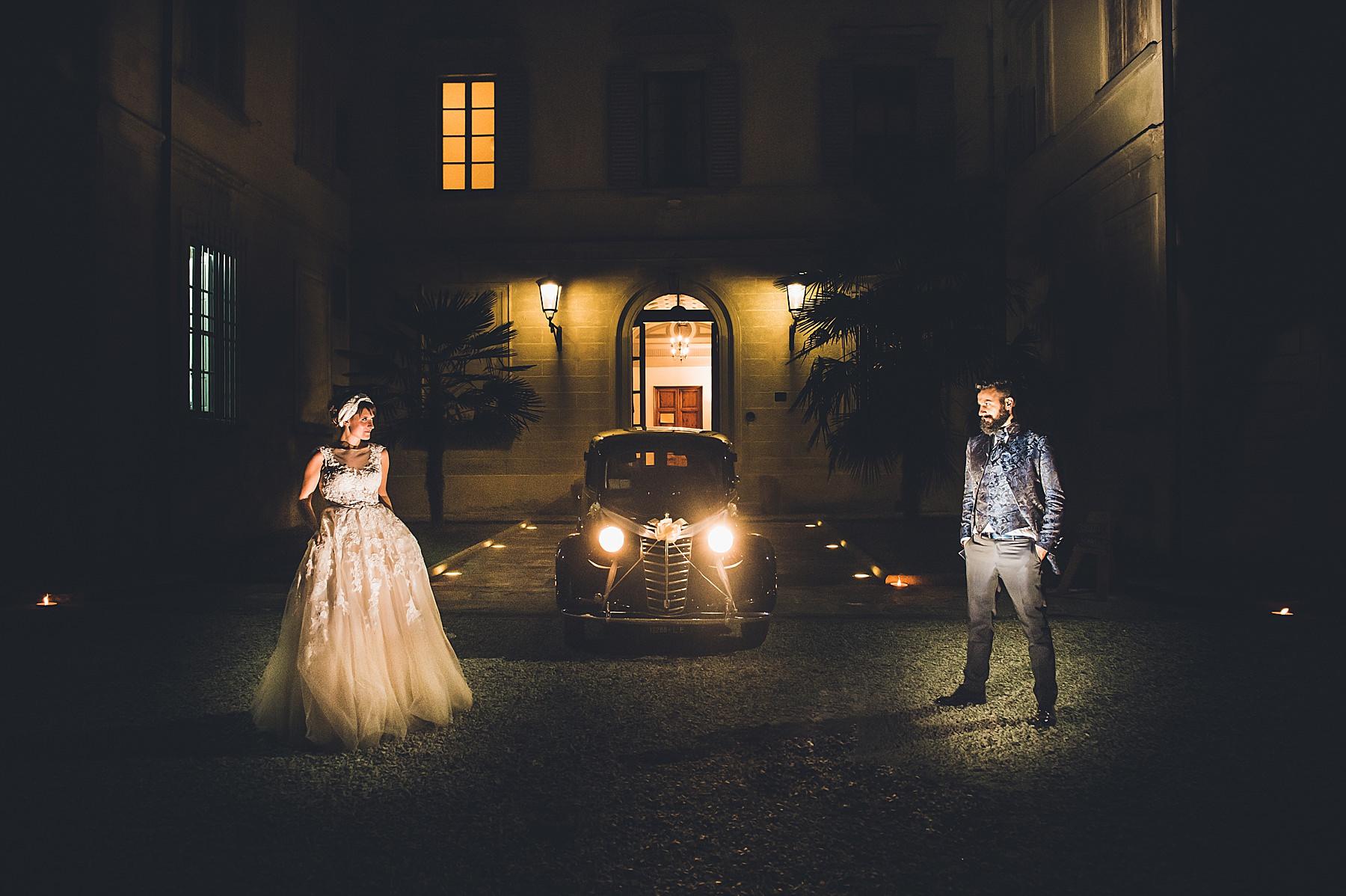 Bellissimo matrimonio a Borgo San Lorenzo a Villa di Corte